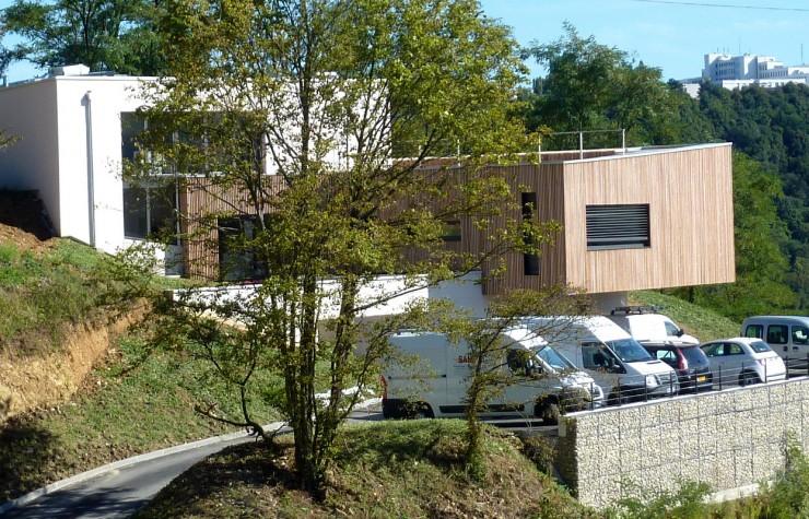 Agence d'Architecture Sebastien Barthe - Vienne (38)