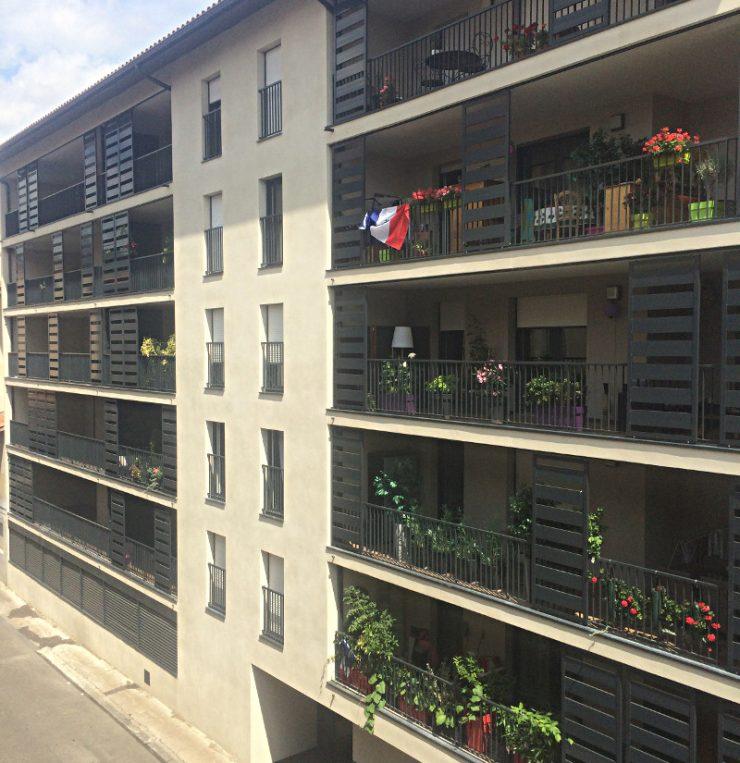 Le Carré Sud, immeuble de 33 logements