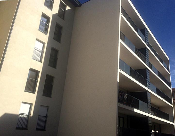 Le Carré Sud, immeuble de logement