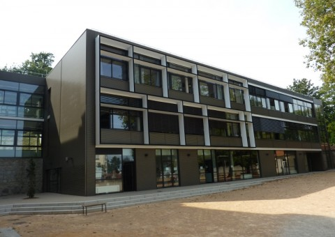 Ecole St Thomas d'Aquin - Bâtiment Mayrand - Oullins (69)