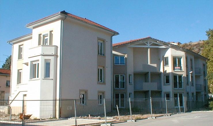 Immeuble de logements Gobba Immobilier - Vienne (38)