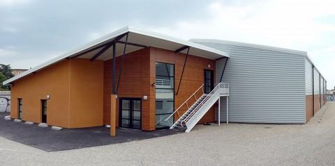 Gymnase Centre Scolaire Jeanne d'Arc - Péage de Roussillon (38)