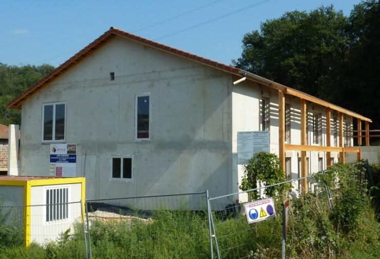 Immeuble 6 logements Advivo - Reventin Vaugris (38)