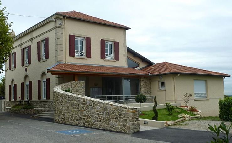 Mairie de Seyssuel (38)
