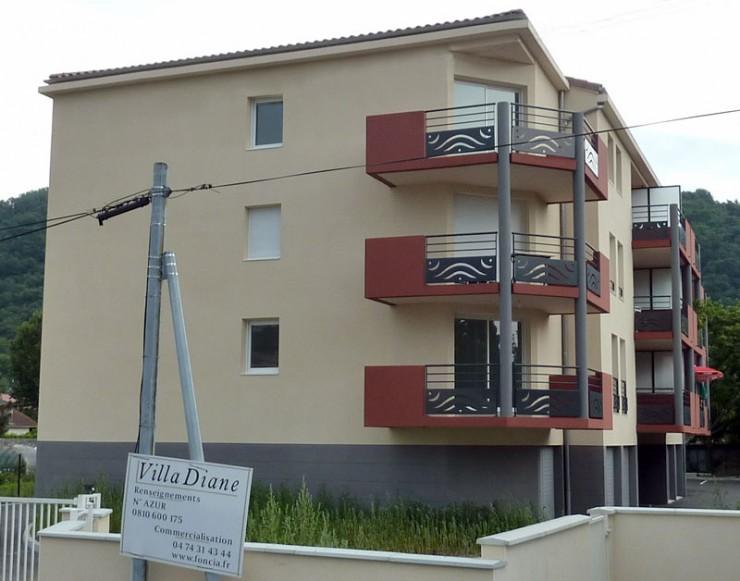 Immeuble de logements La Villa Diane - Vienne (38)